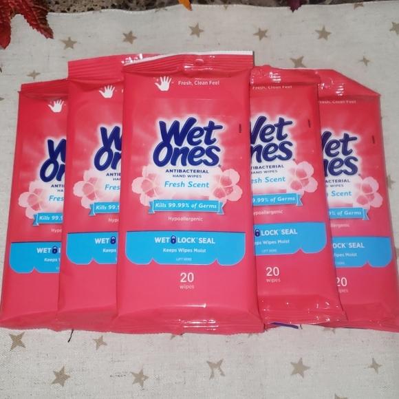 Wet Ones Hand Wipes Bundle
